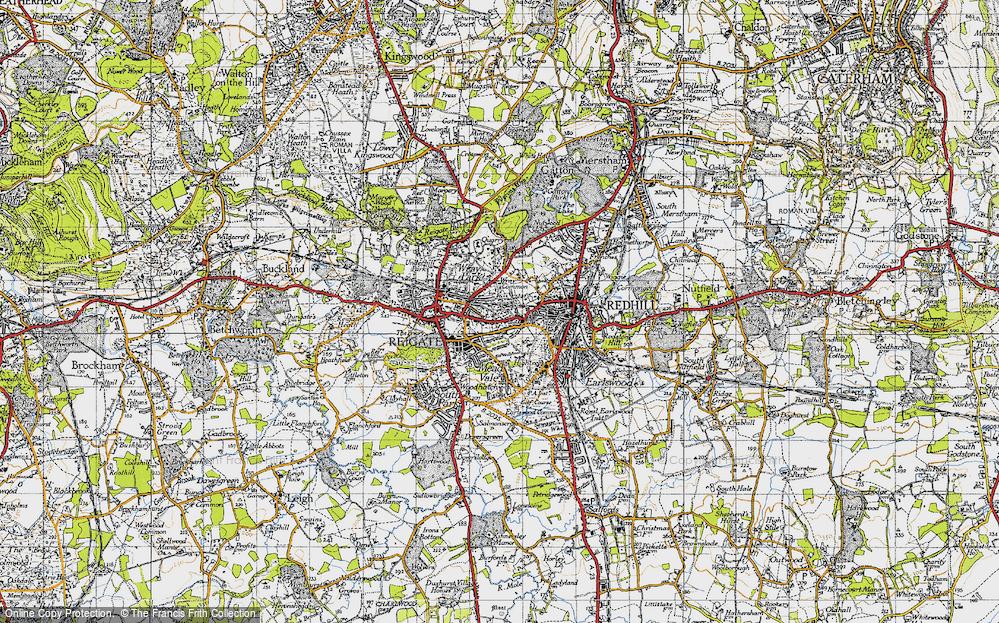 Wray Common, 1940