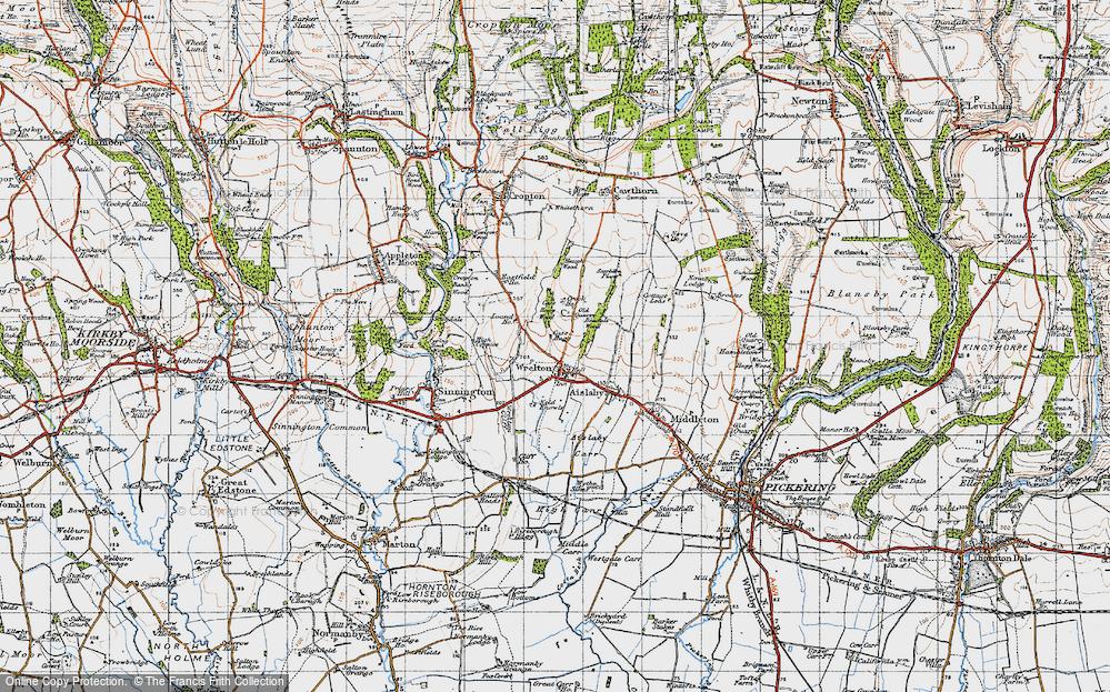 Wrelton, 1947