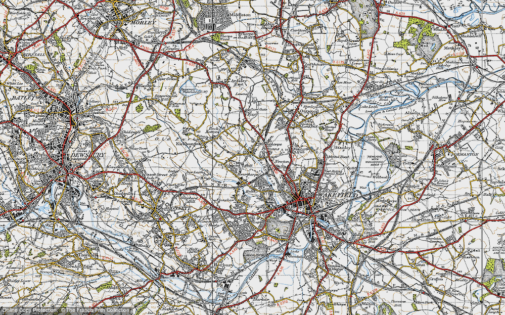 Wrenthorpe, 1947