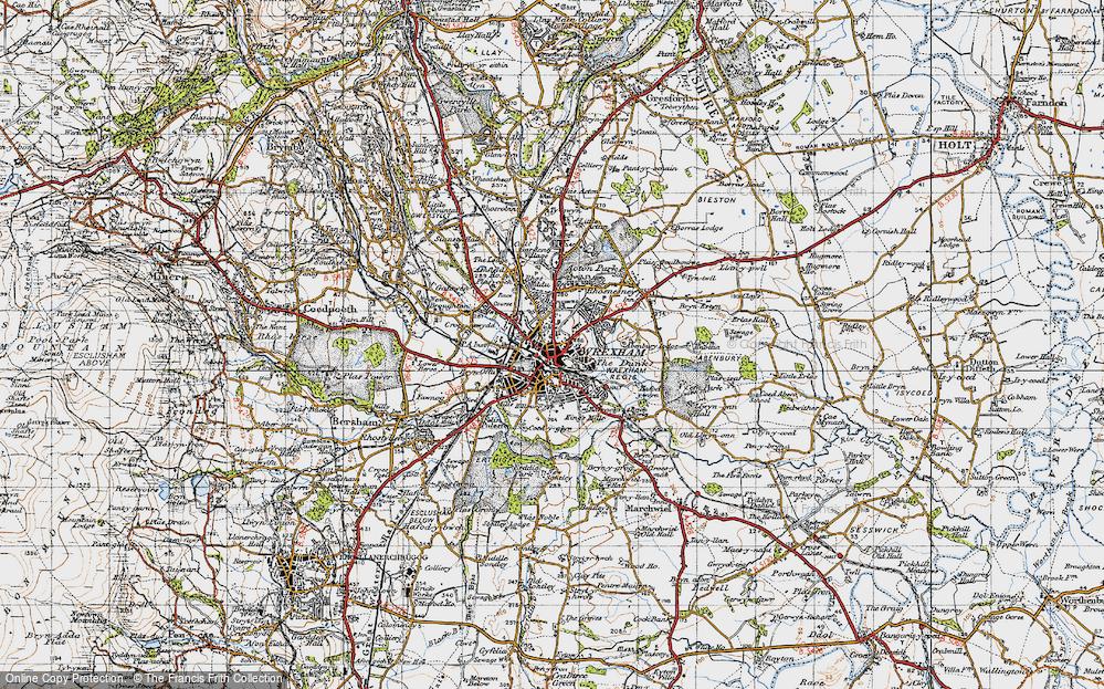 Wrexham, 1947