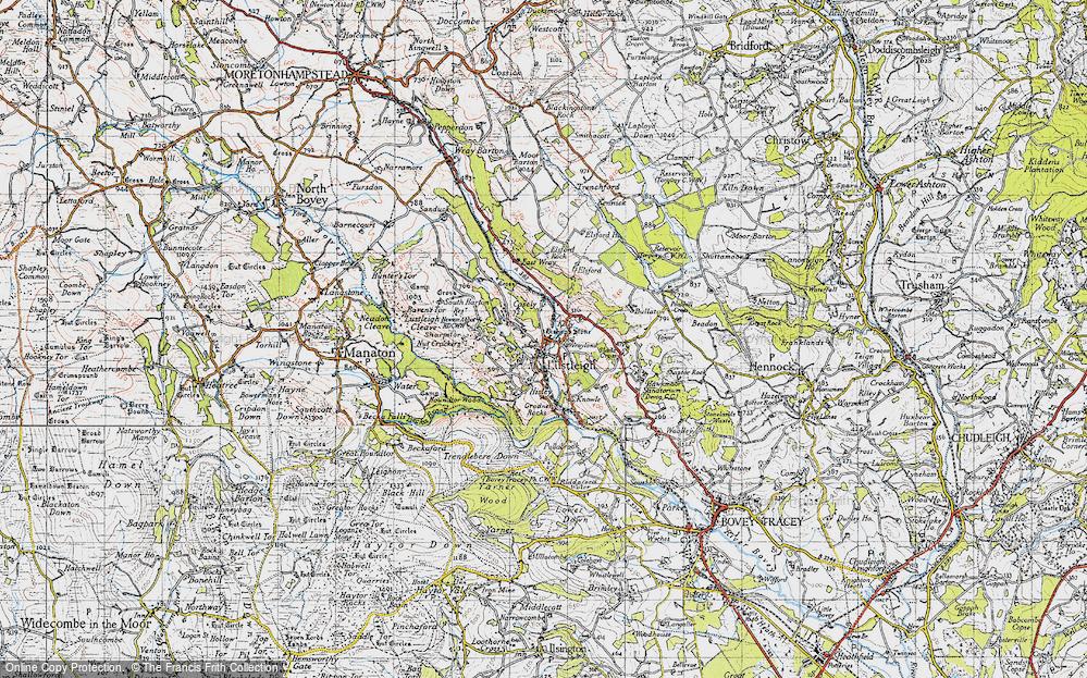 Wreyland, 1946