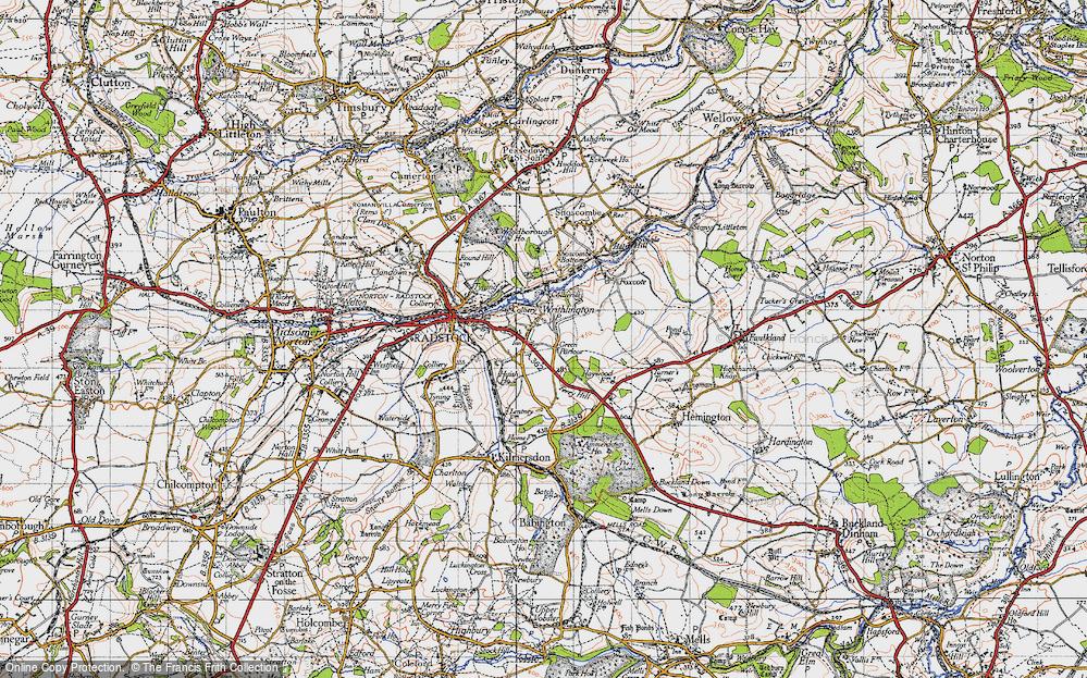 Writhlington, 1946