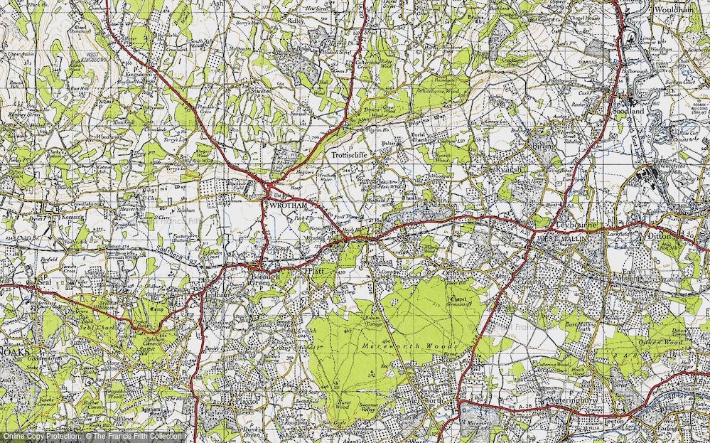 Wrotham Heath, 1946