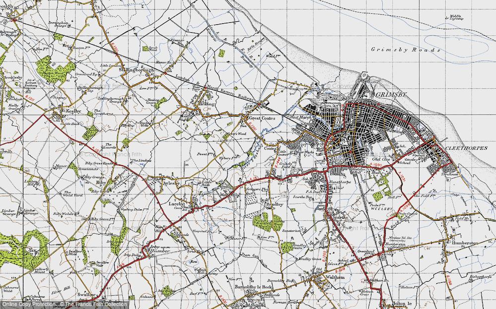 Wybers Wood, 1946