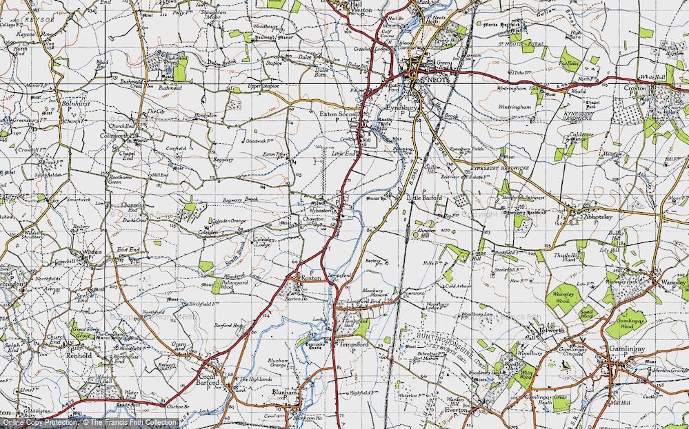 Wyboston, 1946