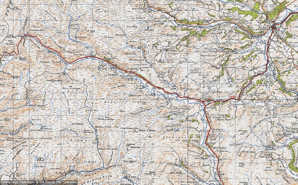 Wye Valley, 1947