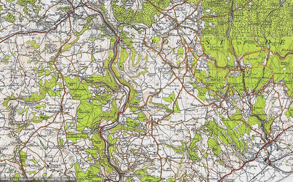 Wyegate Green, 1946