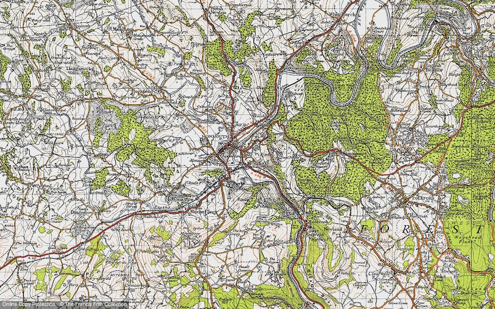 Wyesham, 1946
