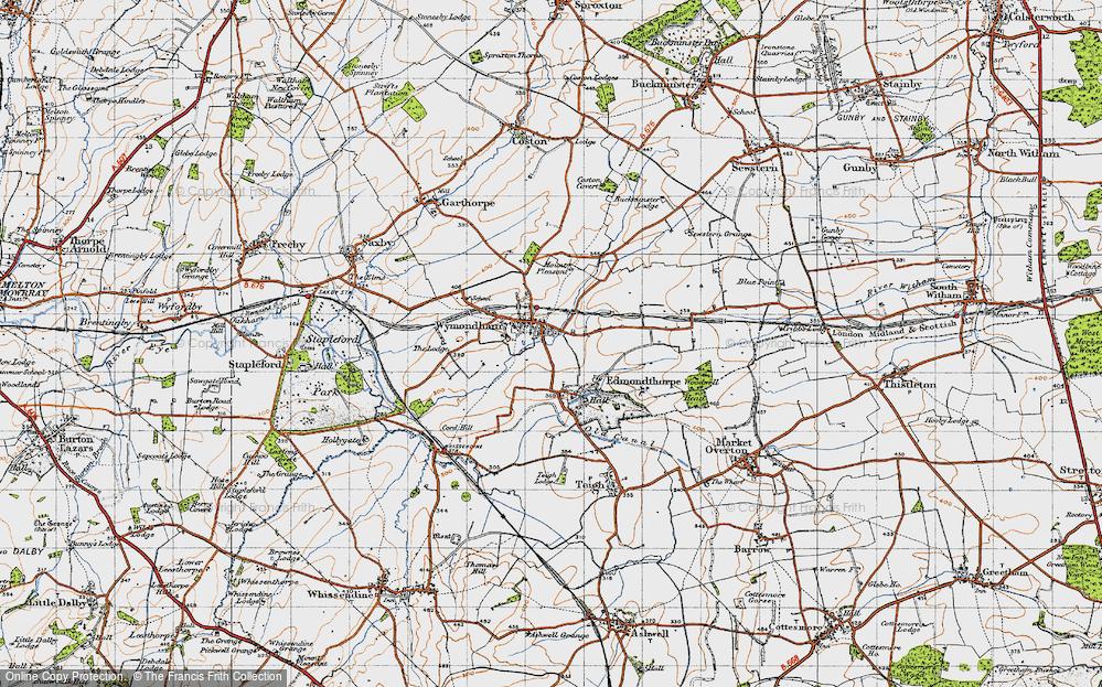 Wymondham, 1946
