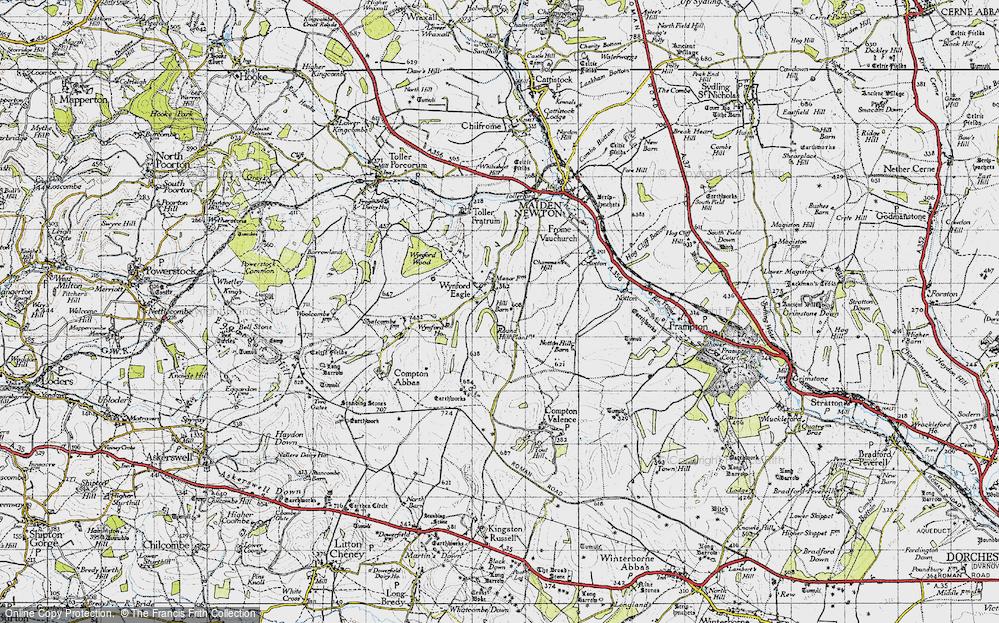 Wynford Eagle, 1945