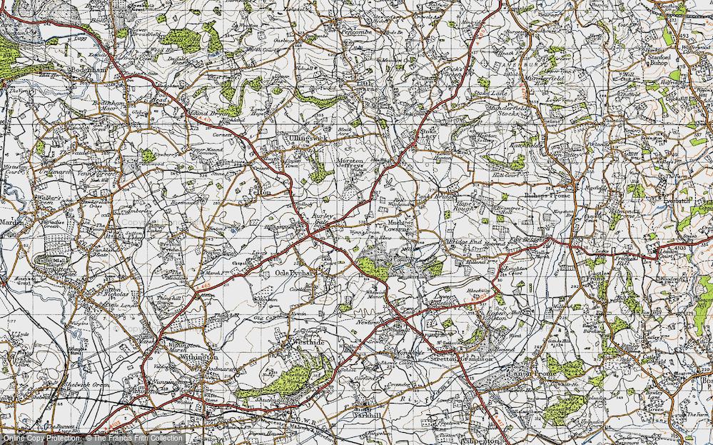 Wynn's Green, 1947