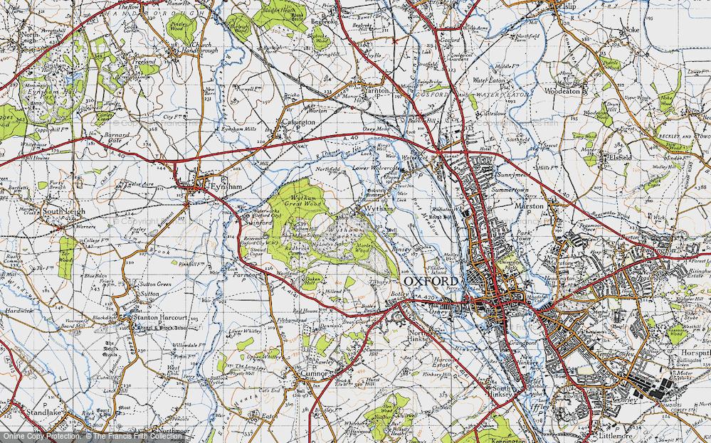 Wytham, 1946