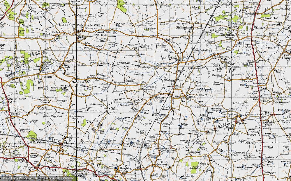 Wyverstone, 1946