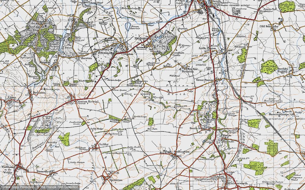 Wyville, 1946