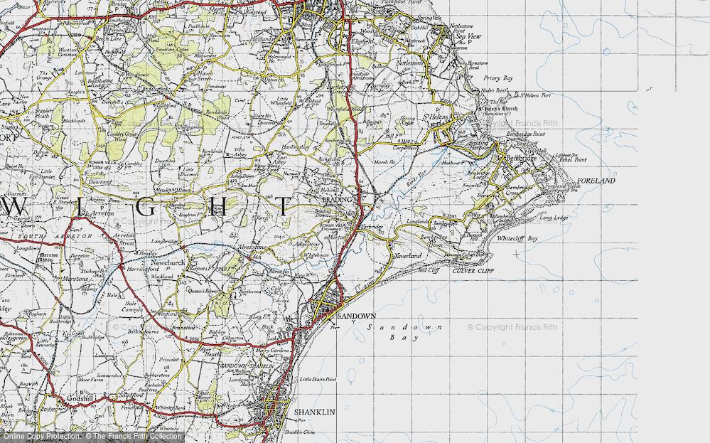 Yarbridge, 1945