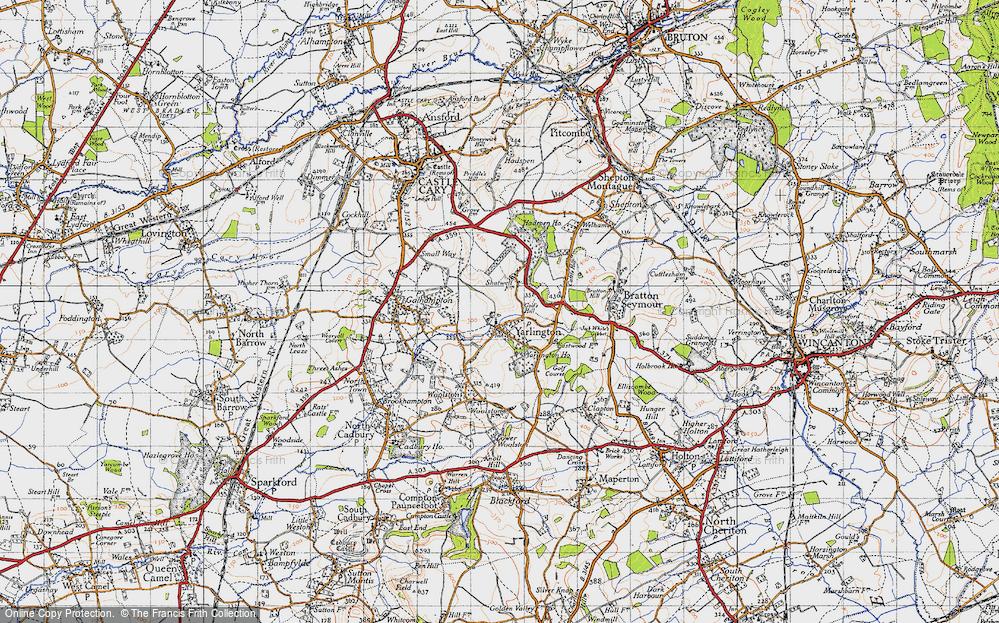 Yarlington, 1945
