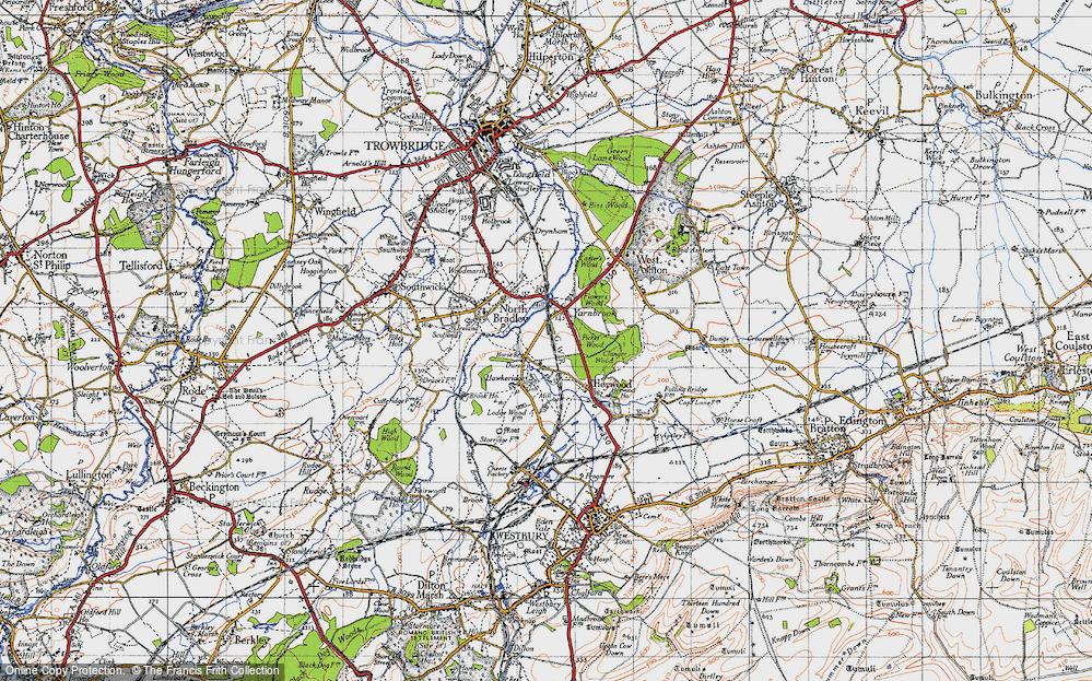 Yarnbrook, 1946
