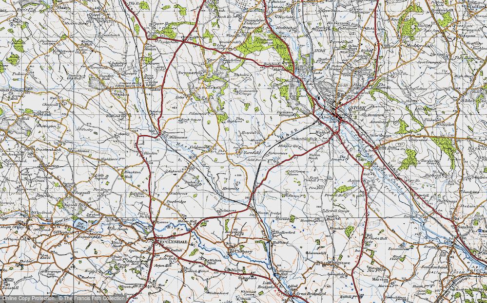 Yarnfield, 1946