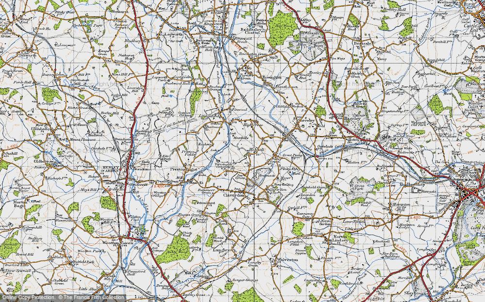 Yarningale Common, 1947