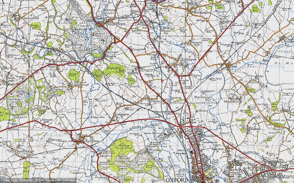 Yarnton, 1946