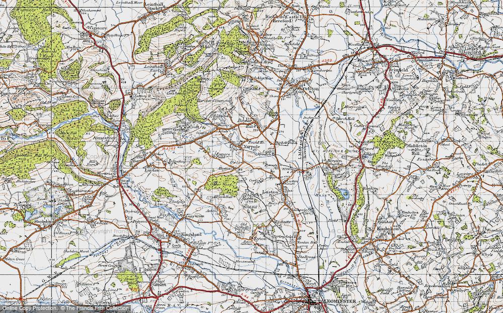 Yarpole, 1947