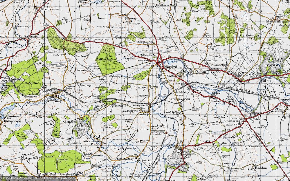 Yarwell, 1946