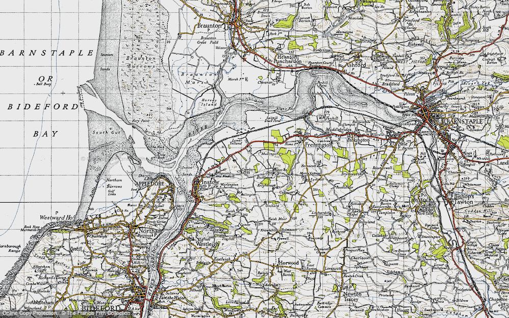 Yelland, 1946