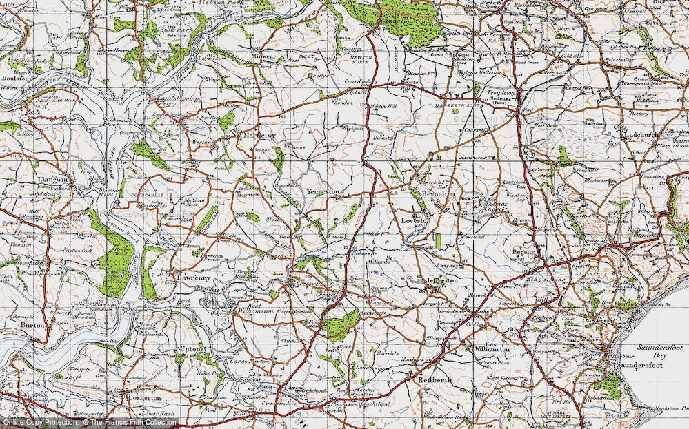 Yerbeston, 1946