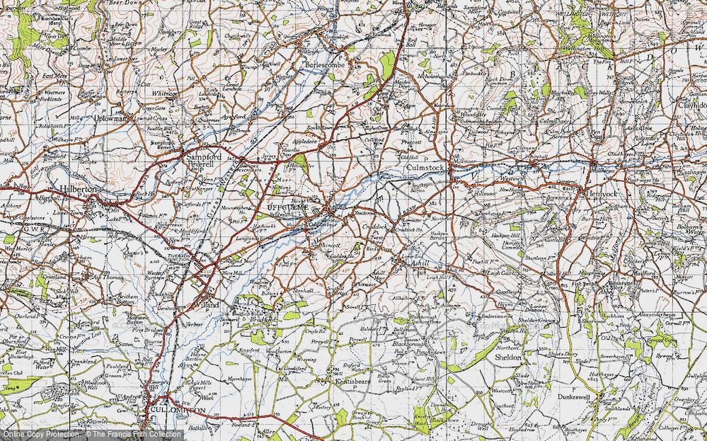 Yondercott, 1946