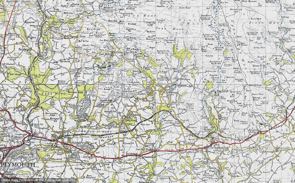Yondertown, 1946