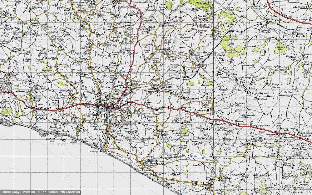 Yondover, 1945