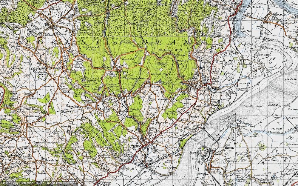 Yorkley, 1946