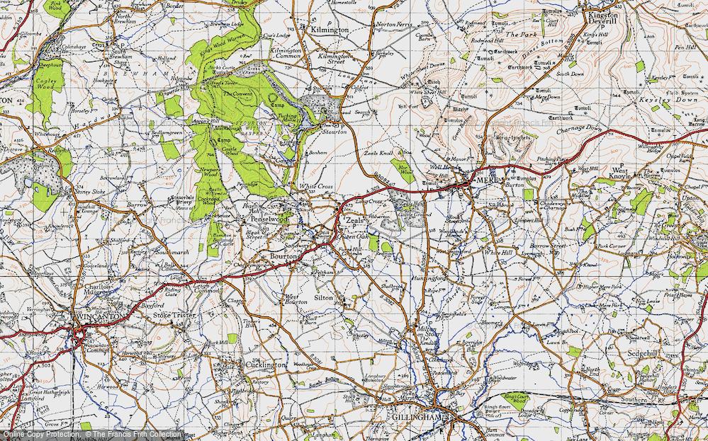 Zeals, 1945