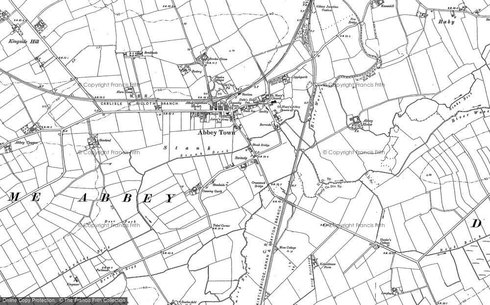Abbeytown, 1899
