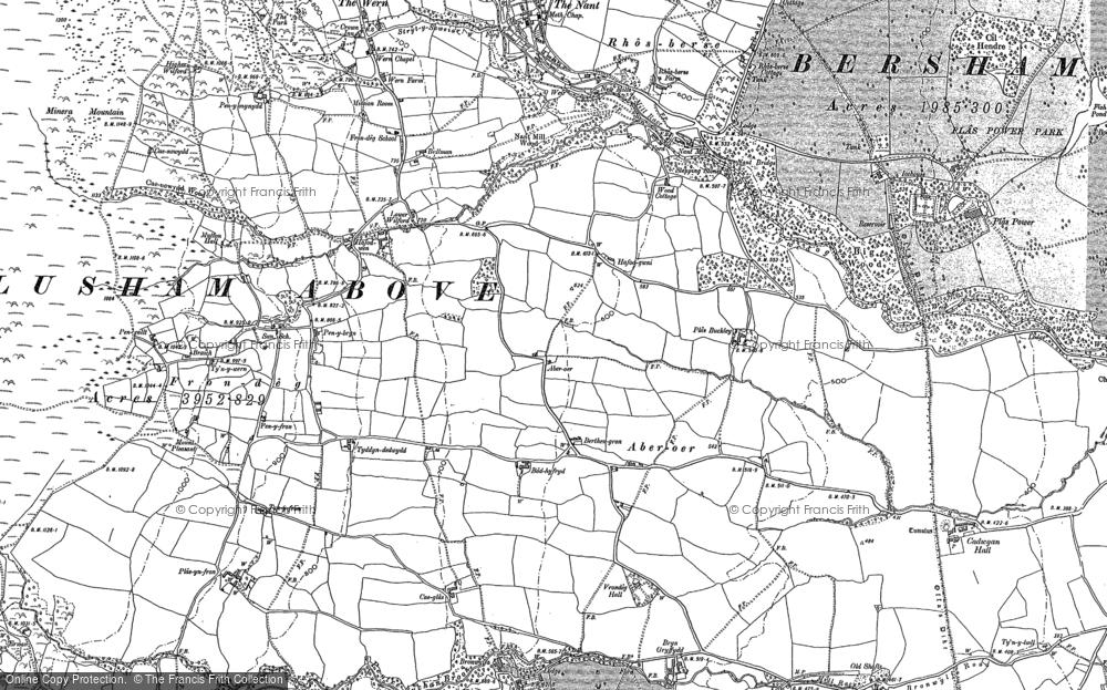 Aber-oer, 1898