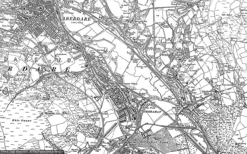Aberaman, 1898