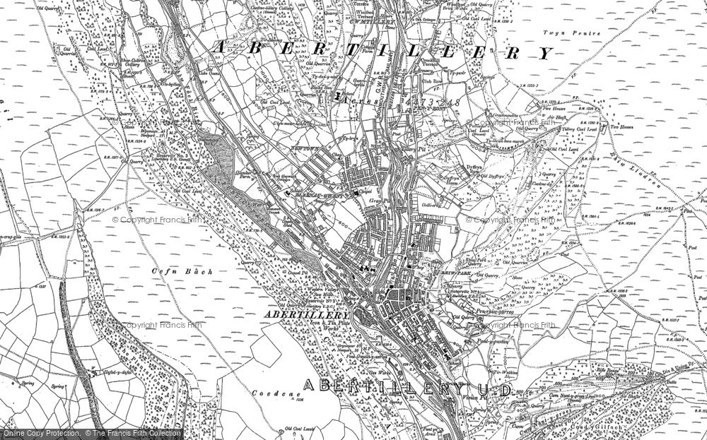 Abertillery, 1899 - 1916