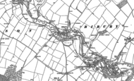 Old Map of Ablington, 1881 - 1882
