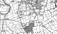 Old Map of Acklam, 1894 - 1895