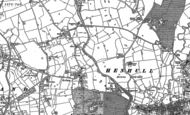Old Map of Acton, 1897