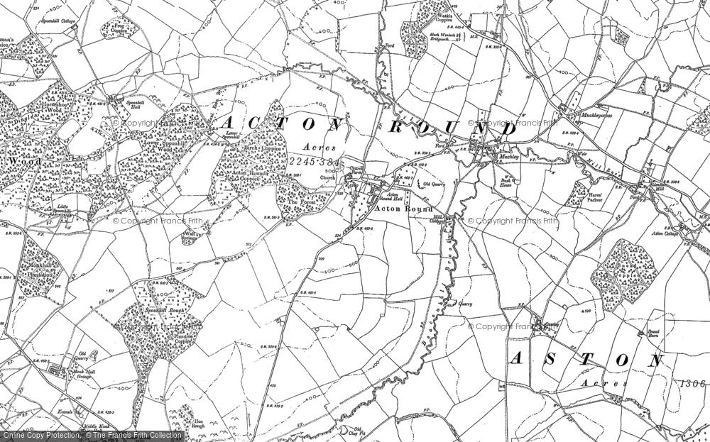 Acton Round, 1882