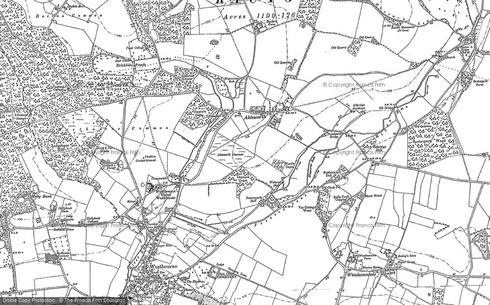 Aldsworth, 1910
