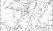 Old Map of All Stretton, 1882