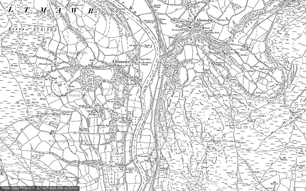 Alltmawr, 1902 - 1903