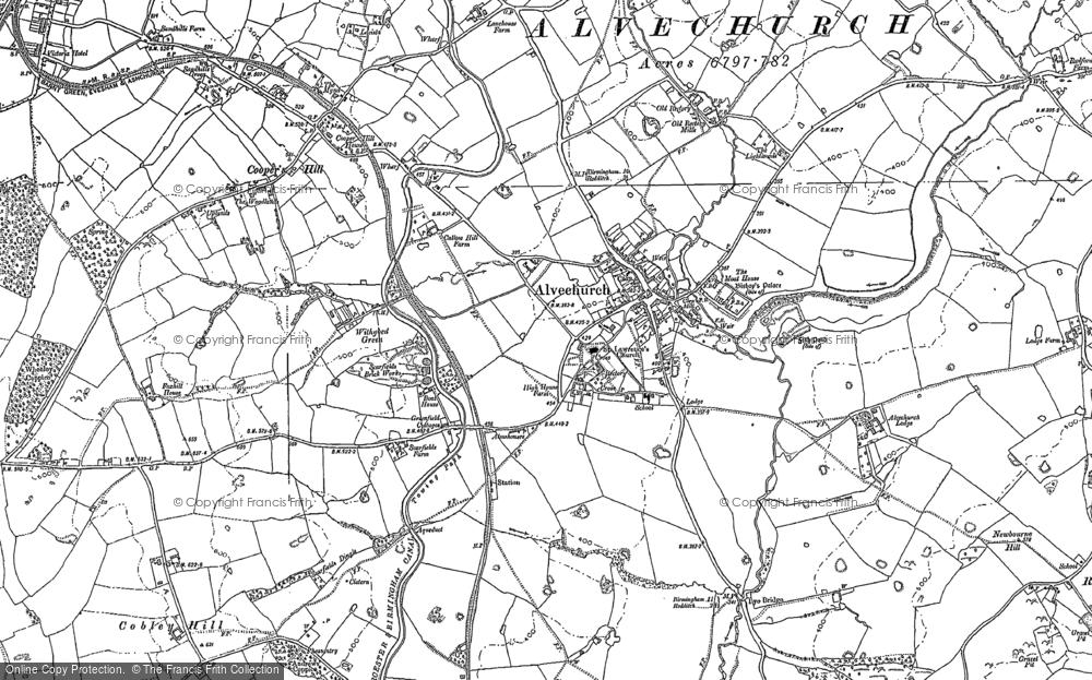 Alvechurch, 1883