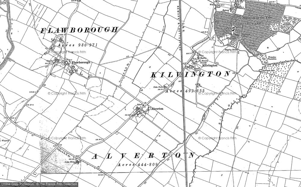 Alverton, 1887 - 1902