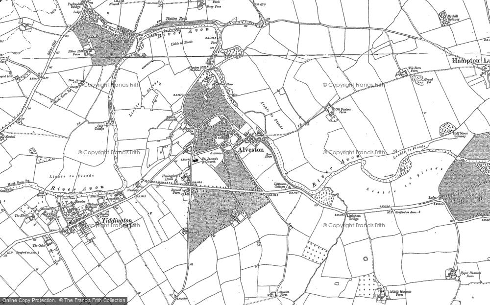 Alveston, 1885