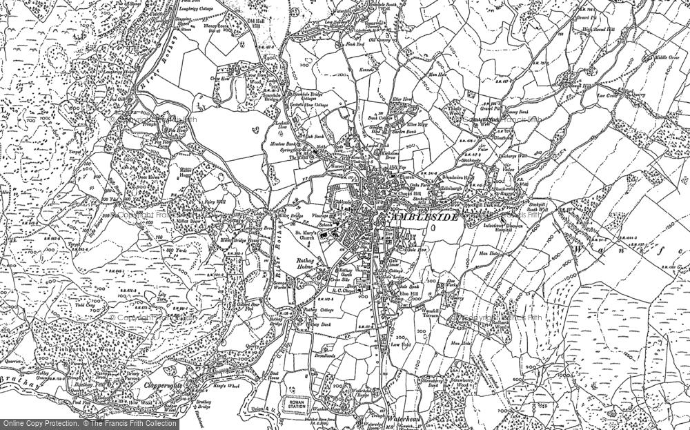 Ambleside, 1912 - 1913