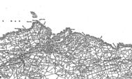 Old Map of Amlwch Port, 1899