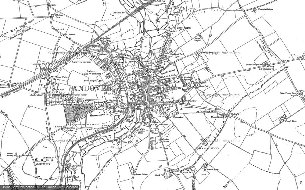 Andover, 1894